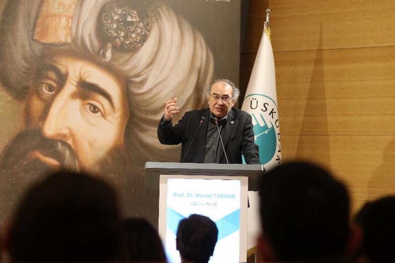 """Tarhan: """"Batı'daki Türk korkusunun oluşmasında Merzifonlu Kara Mustafa Paşa'nın sembolik bir değeri ve anlamı var"""""""
