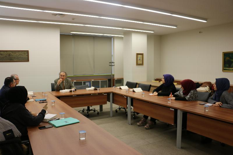 Prof. Dr. Nevzat Tarhan ile 'Varoluş Sohbetleri' devam ediyor