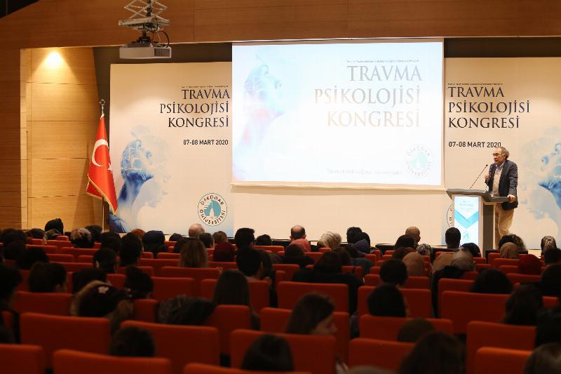 Türkiye'de ilk kez Travma Psikolojisi Kongresi düzenlendi
