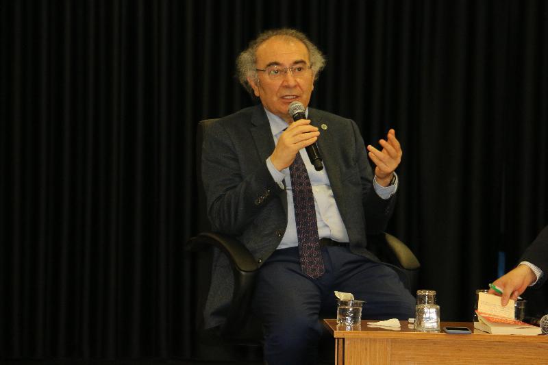 """Prof. Dr. Nevzat Tarhan: """"Eğitimde korku değil, içinde sevgi olan disiplin önemli"""" 3"""