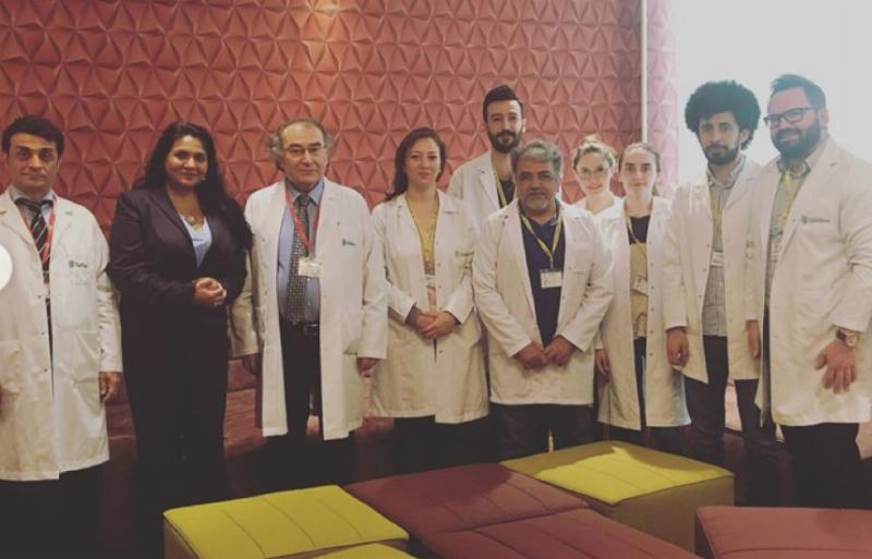 Üsküdar Üniversitesi ve NPİSTANBUL Beyin Hastanesi, Stanford Üniversitesi ile güçlerini birleştirdi!