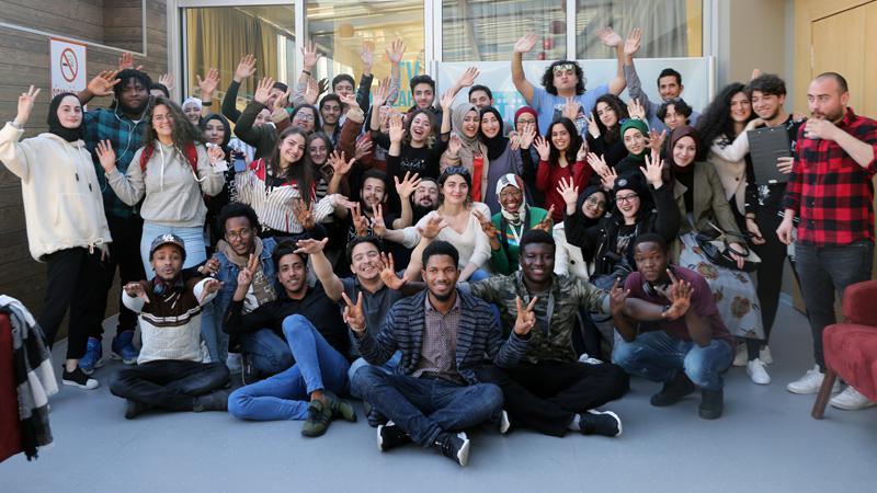 Uluslararası öğrenciler