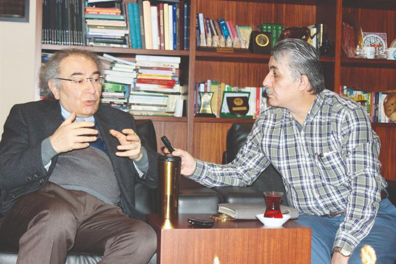 Prof. Dr. Nevzat Tarhan: Ramazan nefis terbiyesi için fırsat iklimidir