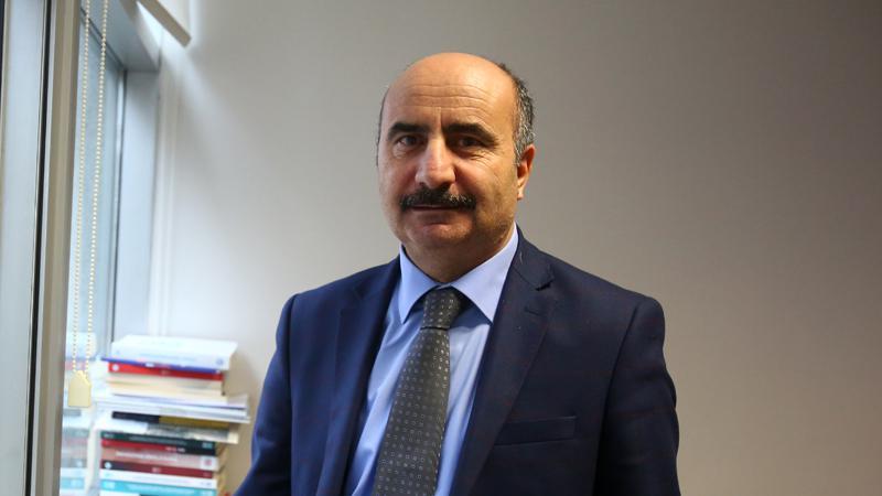 Prof. Dr. Sırrı Akbaba