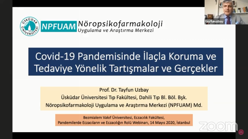 Prof. Dr. Tayfun Uzbay