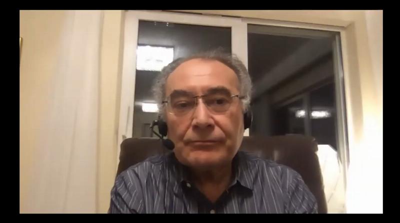 """Prof. Dr. Nevzat Tarhan: """"Koronavirüsün psikolojik yansımaları çok fazla olacak"""""""