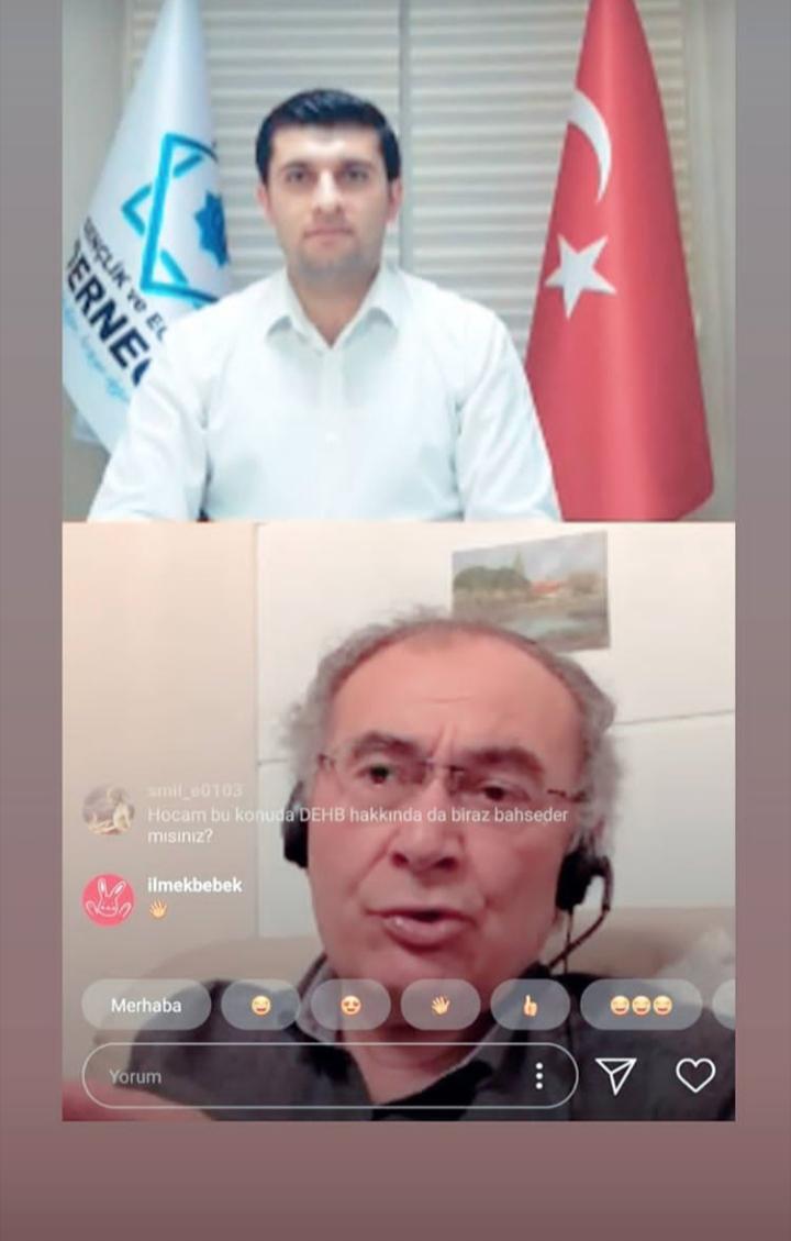 """Prof. Dr. Nevzat Tarhan: """"Adaletin Olmadığı Yerde Küresel Barış Olmaz"""""""