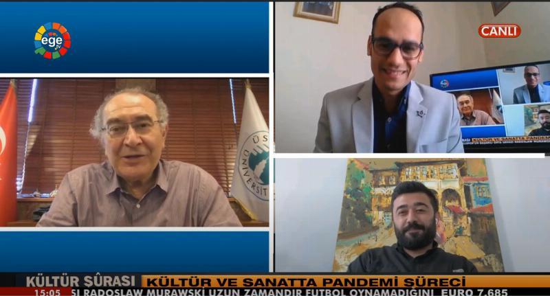 Prof. Dr. Tarhan: Kendi Kimliğini Koruyabilen Ayakta Kalabilecek