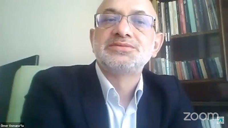 Dr. Öğr. Üyesi Ömer Osmanoğlu