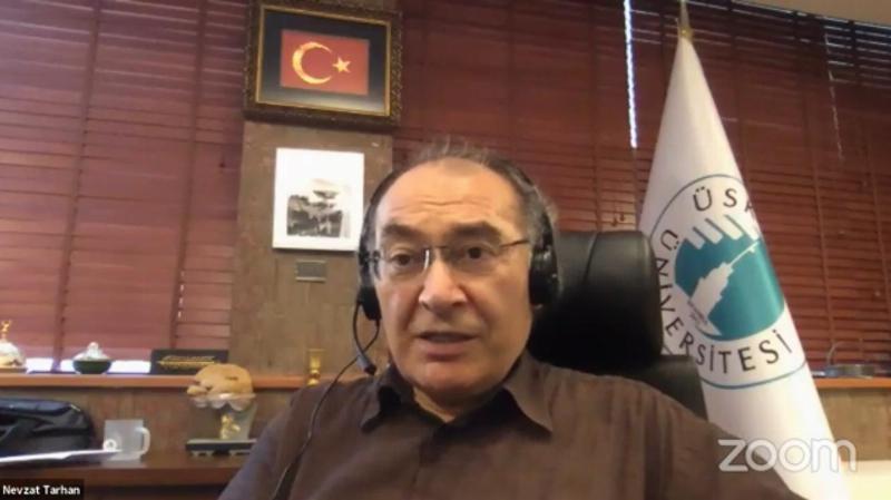 """Prof. Dr. Nevzat Tarhan: """"Sınav, İyi Bir İnsan Olma Ölçüsü Değildir"""""""