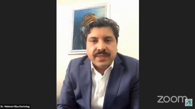 Dr. Mehmet Rıza Derindağ