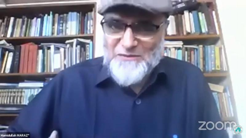 Prof. Dr. Hamidullah Marazi