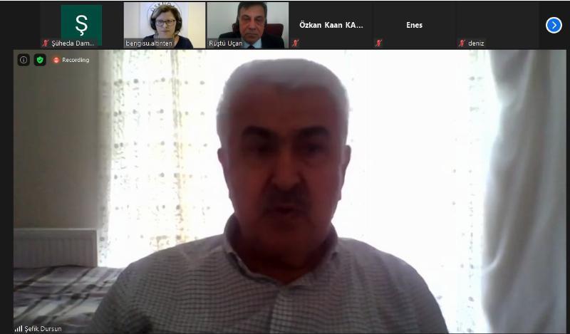 Prof. Dr. Şefik Dursun