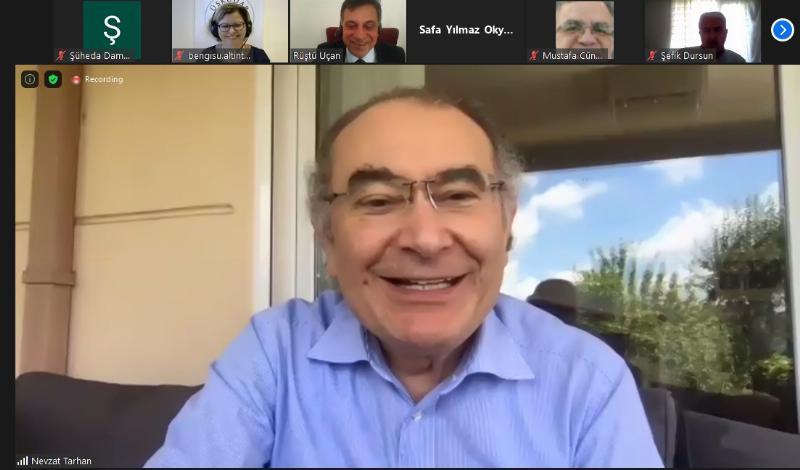 """Prof. Dr. Nevzat Tarhan: """"İş Sağlığı ve Güvenliği Bir Kültür Haline Gelmeli"""""""