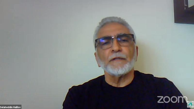 Prof. Dr. Selahaddin Halilov,