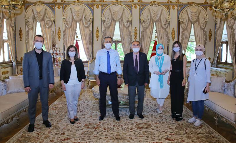 Aileler Üniversitede Projesine İstanbul Valiliğinden Destek