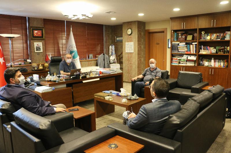 15 Temmuz Derneğinden Üsküdar Üniversitesine Ziyaret…