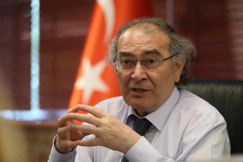 """Prof. Dr. Nevzat Tarhan: """"Çanakkale ruhunu 3 şey canlandırıyor"""""""