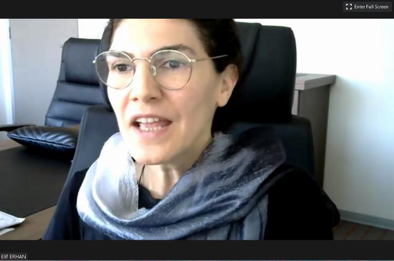 Prof. Dr. Elif Erhan