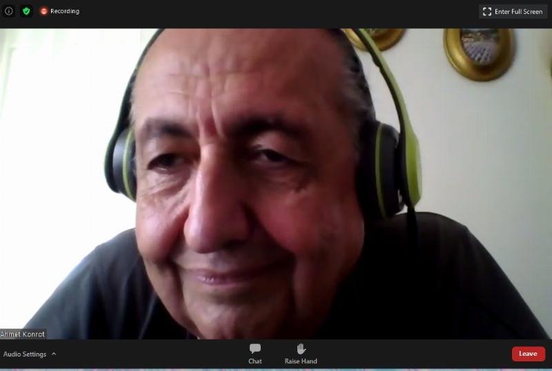 Prof. Dr. Ahmet Konrot