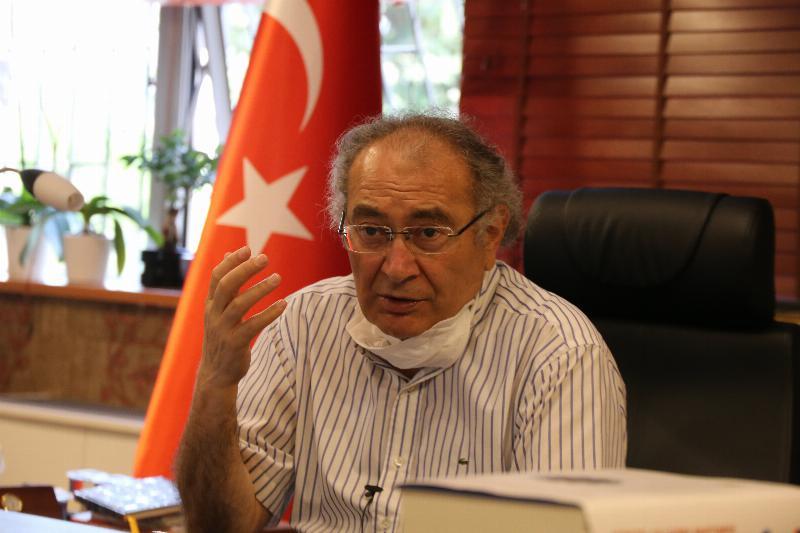 """Prof. Dr. Nevzat Tarhan: ''Salgını Önemseyen 3 Tip İnsan Türü Var"""""""