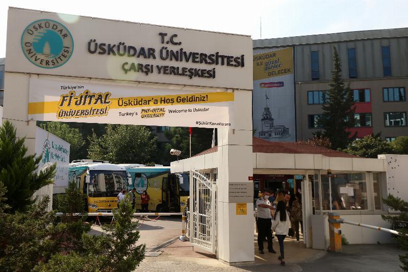 Üsküdar'da Fi-jital Eğitim başladı…
