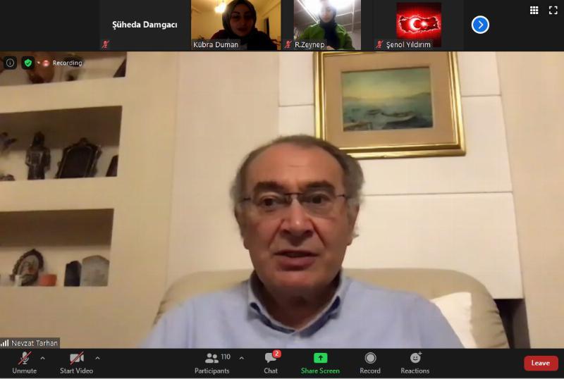 Prof. Dr. Nevzat Tarhan Sakaryalı Eğitimcilerle Bir Araya Geldi
