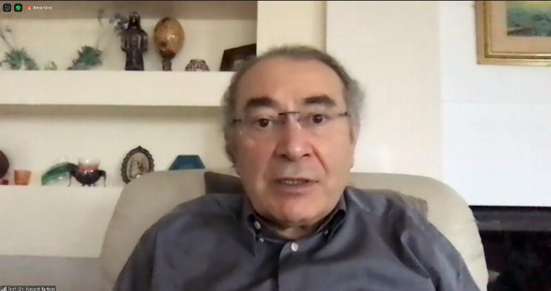 """Prof. Dr. Nevzat Tarhan: """"Bugünkü Psikiyatri Kendini Yenilemezse Elinde Sadece Depresyon Kalacak"""""""