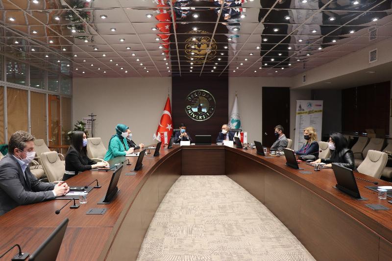 Üsküdar Üniversitesi ve BOSİAD İş Birliği Anlaşması İmzalandı