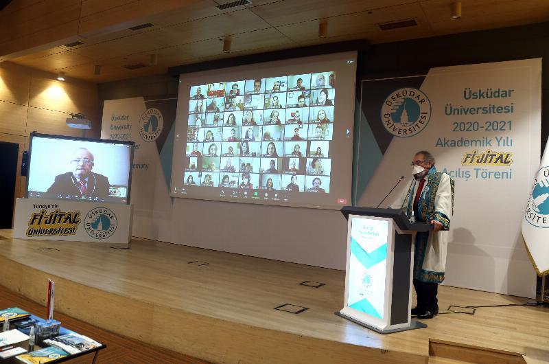 2020-2021 Akademik Yıl Fi-jital Açılış Töreni Geçekleştirildi