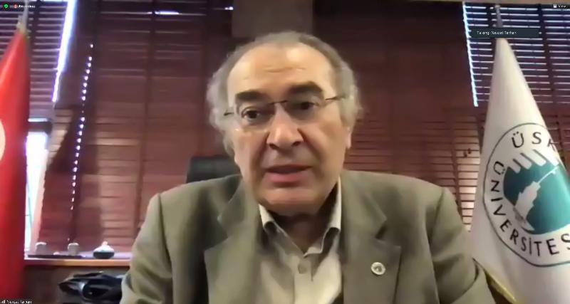 """Prof. Dr. Tarhan: """"Baba evde eşit ve disiplinli olmalı"""""""