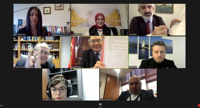 Üsküdar Üniversitesi ve GENAR'dan Ortak Proje