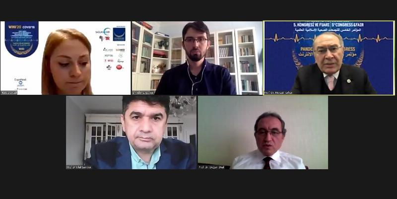 """Prof. Dr. Nevzat Tarhan: """"Pandemi sonrası dönem için de önlem alınmalıdır"""""""