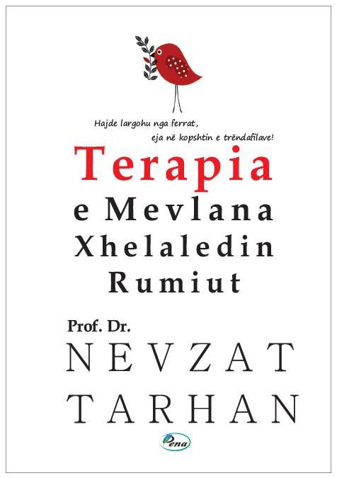 Tarhan'ın 5 kitabı Arnavutça'ya Çevrildi