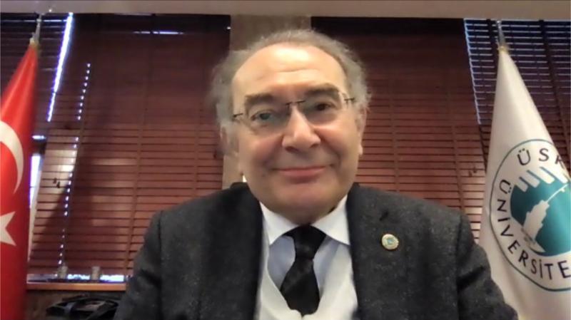 """Prof. Dr. Tarhan: """"Gençlerin Pusulası Ego İdealleri"""""""