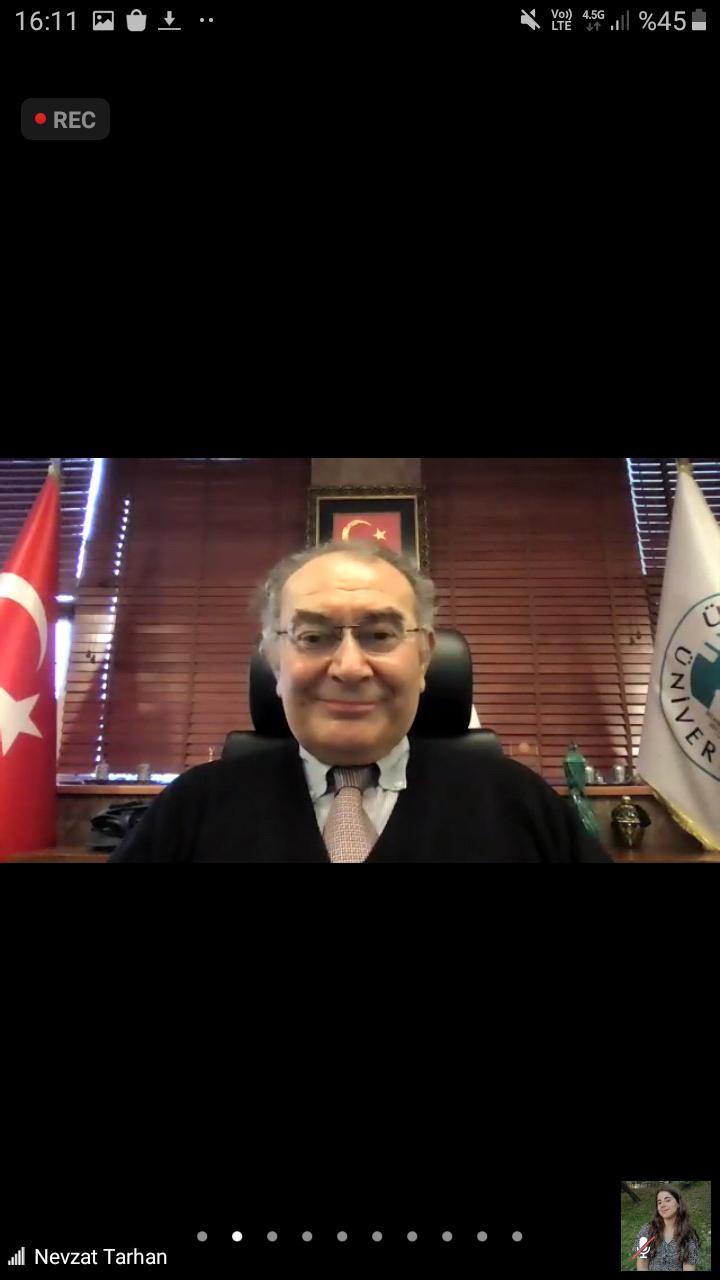"""Prof. Dr. Tarhan: """"Dostluk İlaç Gibidir, İçerisinde Korku Azalması ve Güven Artması Vardır"""""""