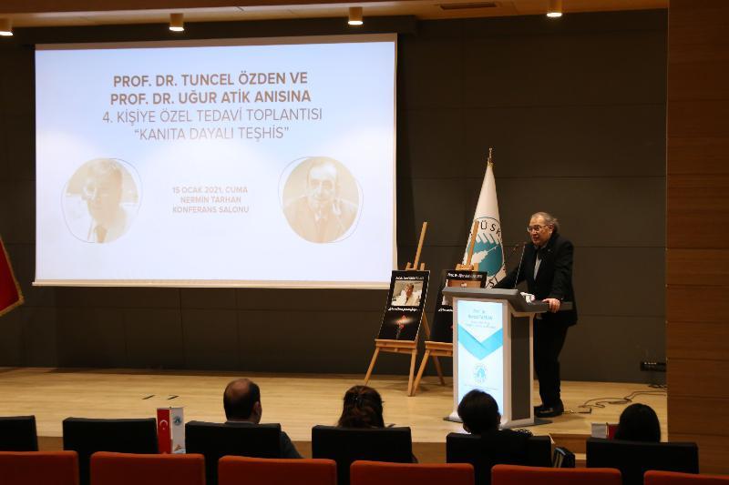 """Prof. Dr. Nevzat Tarhan: """"En Yan Etkisiz İlaç Alınmayan İlaçtır…"""""""