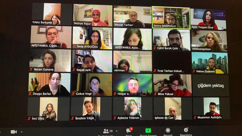 Z+ Kuşağı Üniversitede Projesinin Odak Grup Toplantısı Yapıldı