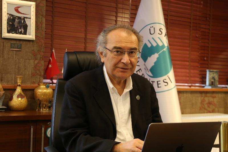 "Prof. Dr. Nevzat Tarhan:  ""Pandemi kapital sistemin ezberini bozdu"""