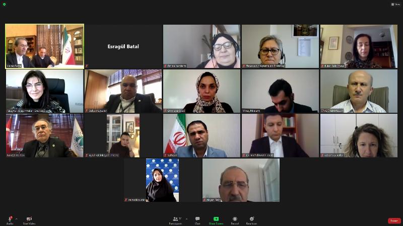 Üsküdar Üniversitesi ile İran arasında eğitim işbirliği