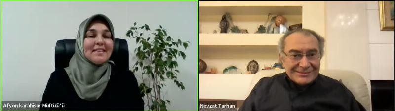 """Prof. Dr. Tarhan; """"Aklımızla Yolu Bulacağız, Sevgimizle İlerleyeceğiz"""""""