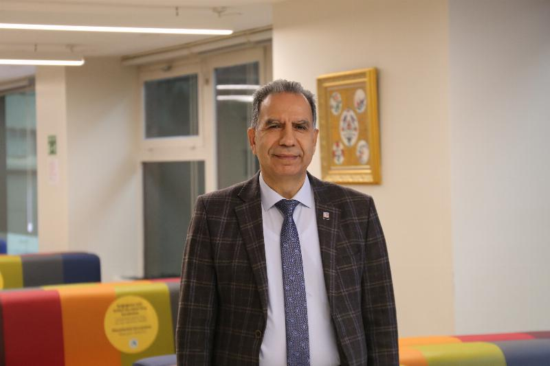Dr. Öğretim Üyesi Hasan Çiçek