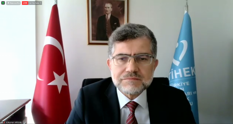 Süleyman Arslan (TİHEK)