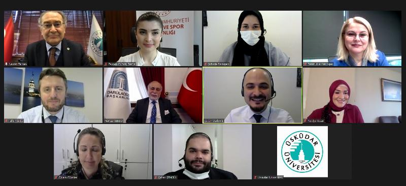 """Prof. Dr. Nevzat Tarhan: """"Hayat yolunun fenerlerini eve kapattık"""""""
