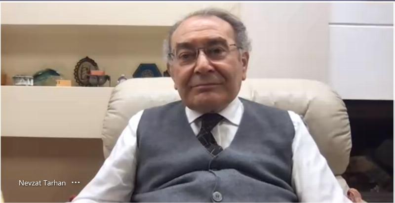 """Prof. Dr. Tarhan: """"Pandemide 'battı balık yan gider' duygusuna kapılmayalım…"""""""