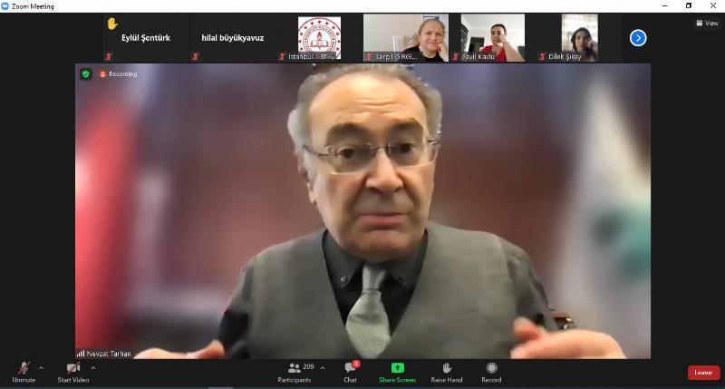 """Prof. Dr. Nevzat Tarhan'dan """"Eğitim Üniversiteleri"""" önerisi"""