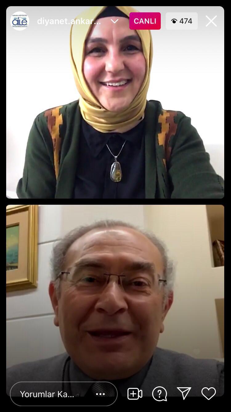 """Prof. Dr. Nevzat Tarhan: """"Gençler dijital dünyanın yerlileri, biz misafirleriyiz…"""""""