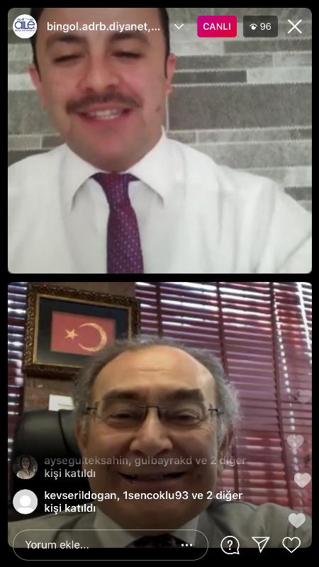"""Prof. Dr. Nevzat Tarhan: """"Vakit Nakitten Daha Büyüktür"""""""