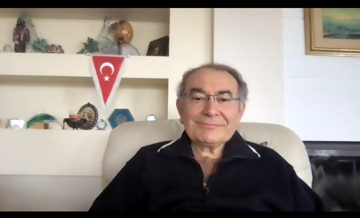 """Prof. Dr. Nevzat Tarhan: """"Pandemide ergoterapi ve duyu bütünlemenin önemi arttı"""""""