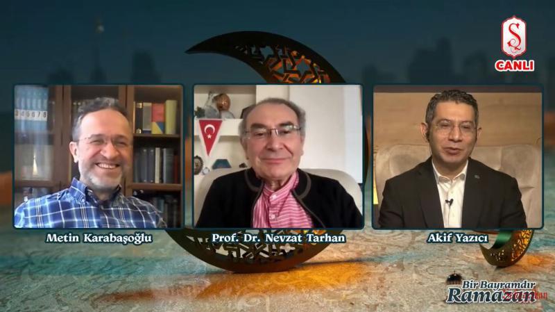 """Prof. Dr. Nevzat Tarhan: """"Haset duygusu nükleer enerji gibidir"""""""
